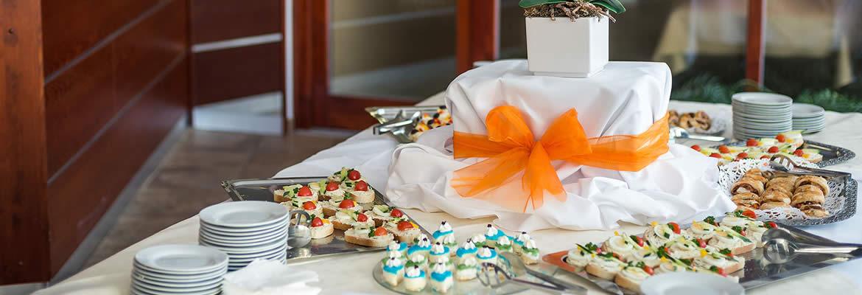 Gastronomie hotelu Frymurk