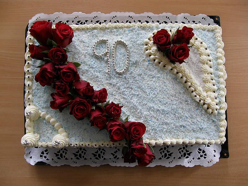 Zakázková výroba dortů
