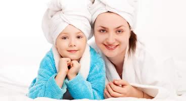Dětské Wellness procedury