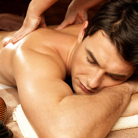Pánská masáž