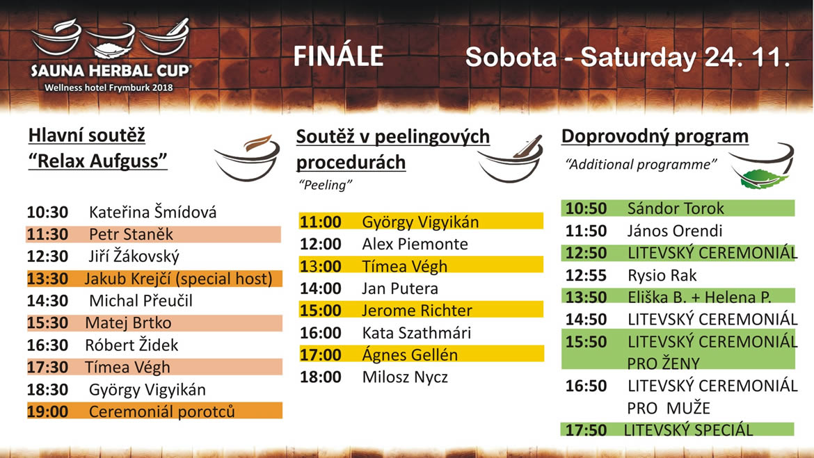 program sauna herbal cup 3