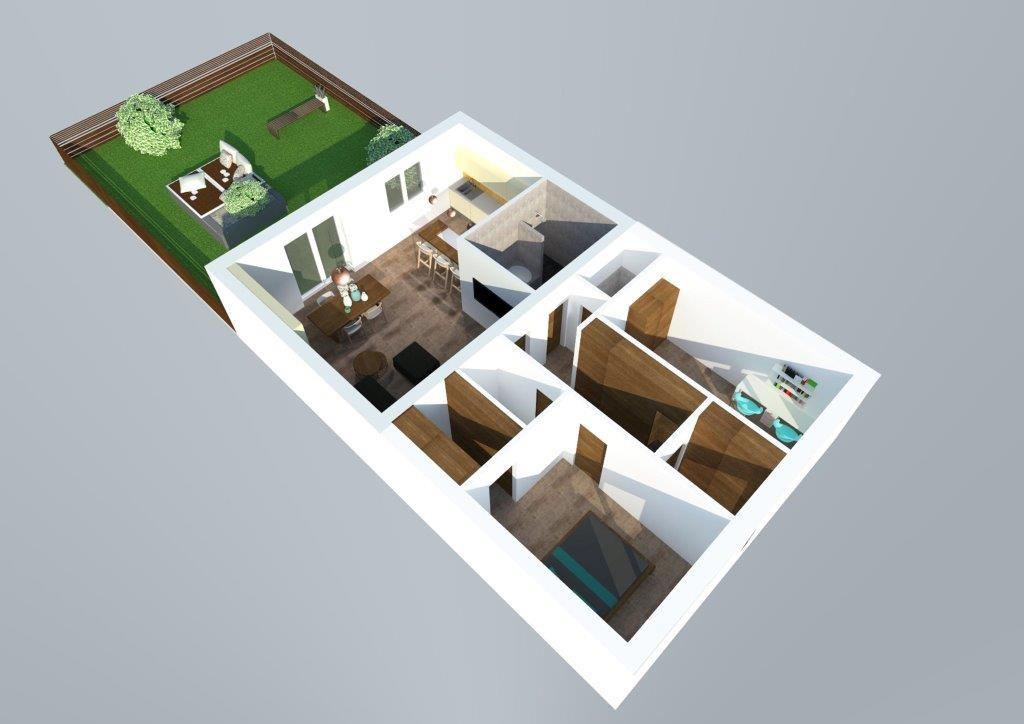 Spodní apartmán 1
