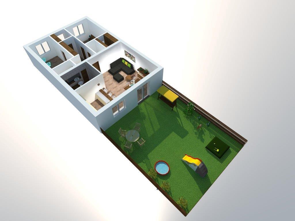Spodní apartmán 2