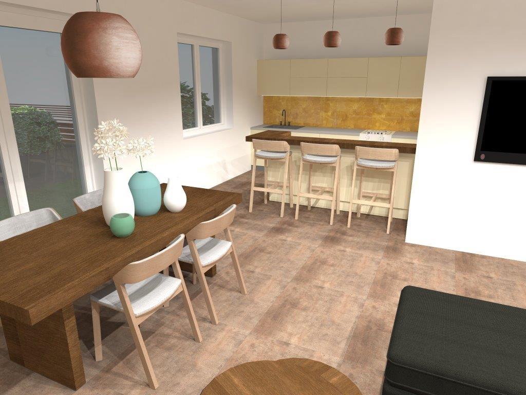 Spodní apartmán 3