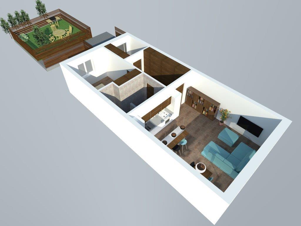 Horní apartmán 1