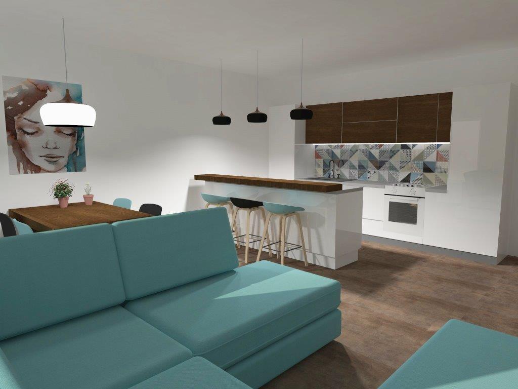 Horní apartmán 3