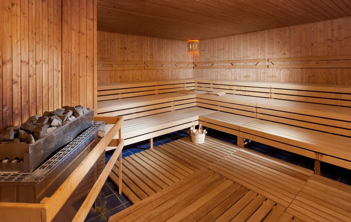 Saunový svět ve Wellness Hotelu Frymburk